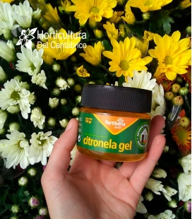 CITRONELA GEL 125 ML
